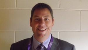 Mr Adrian Crossland