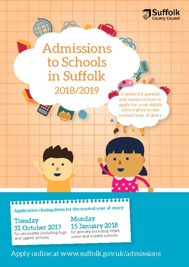 thumbnail of Schools-in-Suffolk-2018-19