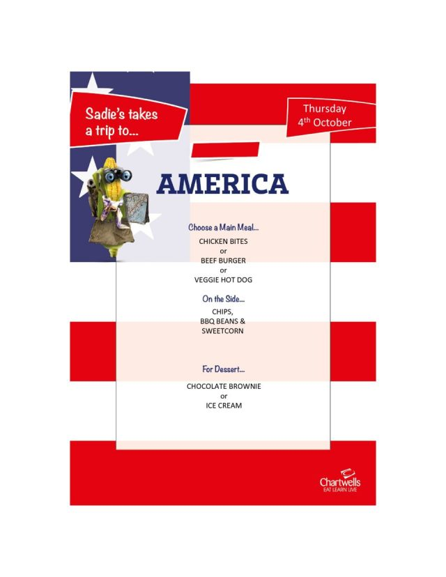 thumbnail of American Theme Day Menu 4th October