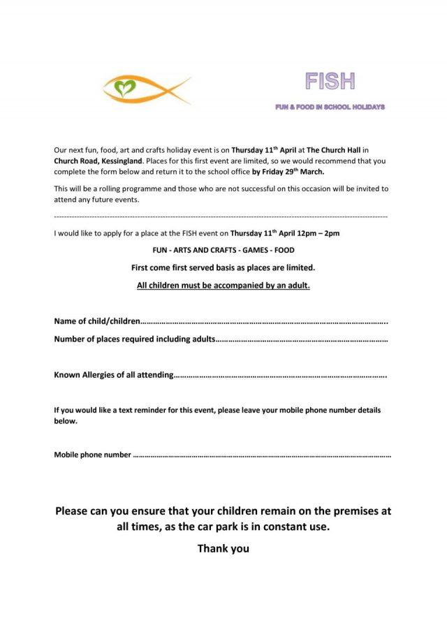 thumbnail of FISH Parent Letter April PDF