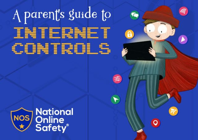 thumbnail of Parents Guide to Internet Controls