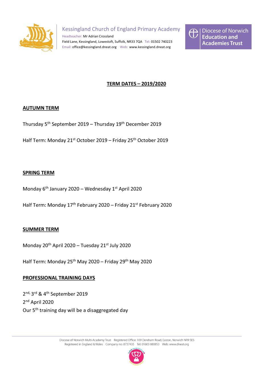 thumbnail of Term Dates 2019_2020